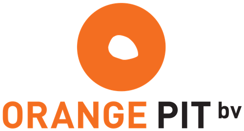 Logo van Orange pit b.v.