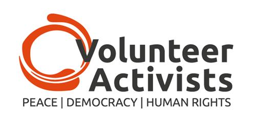 Logo van Stichting Volunteer Activists