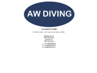 Logo van A.W. Diving
