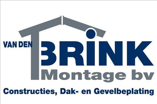 Logo van Van den brink montage b.v.