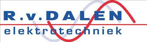 Logo van R. van Dalen Elektrotechniek B.V.
