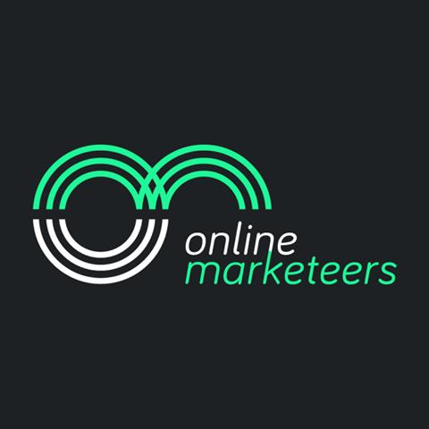 Logo van Online marketeers b.v.