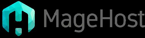 Logo van Magehost b.v.