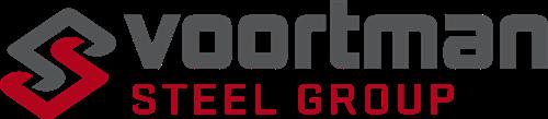 Logo van Voortman steel construction b.v.