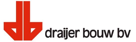 Logo van Draijer bouw b.v.