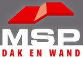 Logo van Msp dak en wand nederland b.v.
