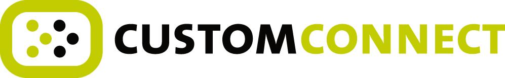 Logo van Custom Connect Groep B.V.