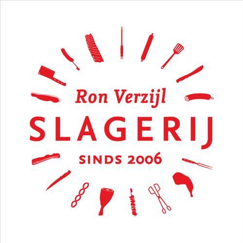 Logo van Slagerij Ron Verzijl
