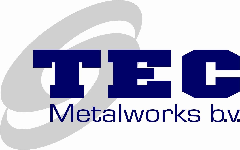 Logo van Tec metalworks b.v.