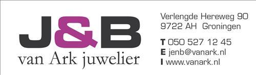 Logo van J&b van ark juwelier
