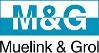 Logo van M & g holding b.v.