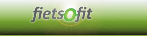Logo van Fiets-o-fit b.v.