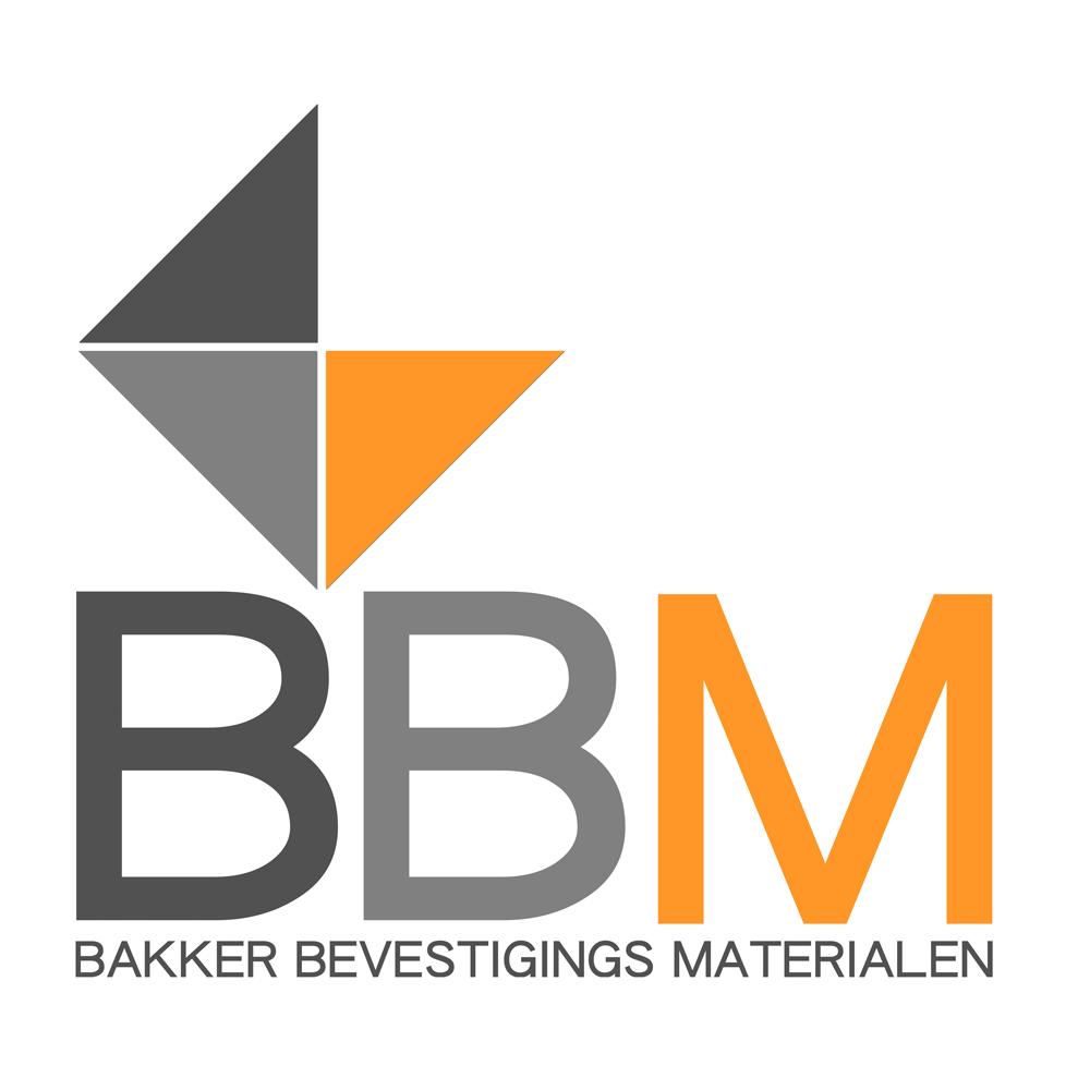 Logo van BBM, Bakker Bevestigings Materialen